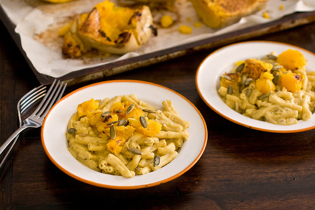 Butternut Alfredo via PPK