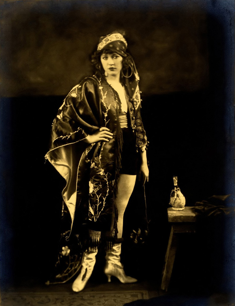 Ziegfeld Star - Marie Prevost - by Alfred Cheney Johnston