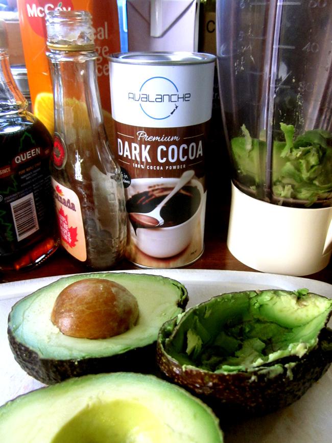 Decadent Choc Creme Prep Vegan Gluten Free