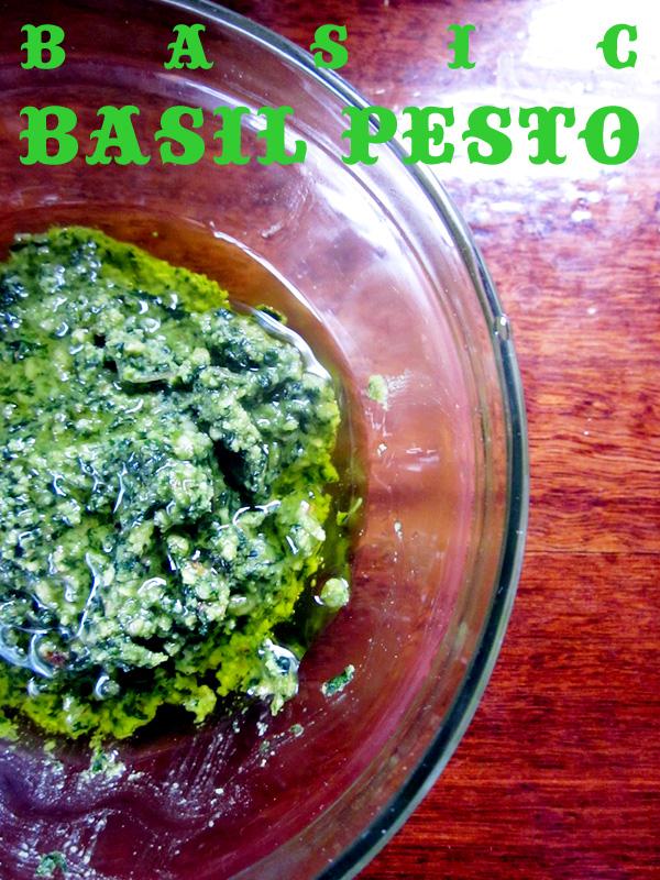 KR Basic Basil Pesto Vegan Gluten Free