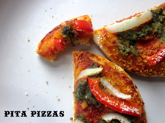 KR Pita Pizza Vegan Pesto Gluten Free Pizza Sauce