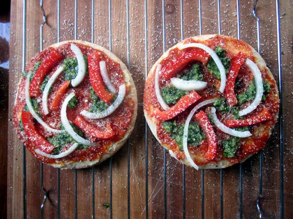 KR Pita Pizza Prepared Vegan
